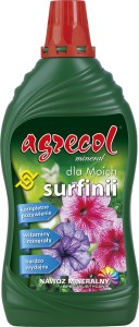 Nawóz do surfinii 500ml AGRECOL