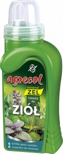 Nawóz do ZIÓŁ w żelu Agrecol Mineral Żel 250ml
