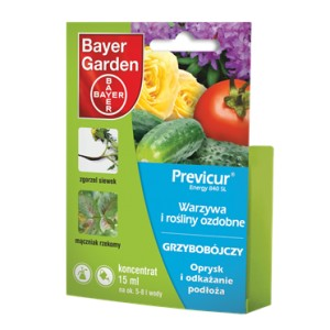 Bayer Previcur Energy 840 SL 15ml